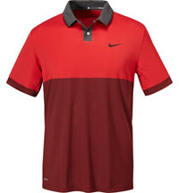 Men's TW Velocity Jacquard Short Sleeve Polo