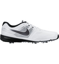 Men's Lunar Command Golf Shoes - White/Grey/Black