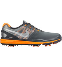 Men's Lunar Control III Golf Shoes - Dark Grey/Silver