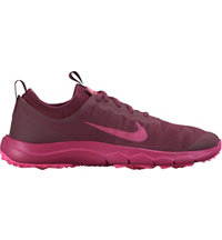 Women's FI Bermuda Golf Shoes - Deep Garnet/Pink Pow