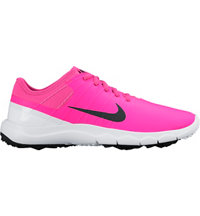 Women's FI Impact 2 Golf Shoes - Pink Pow/Black/White
