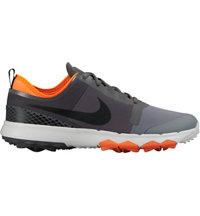 Men's FI Impact 2 Golf Shoes - Dark Grey/Black/CLGRY/PR PLTNM