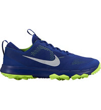 Men's FI Summerlite Spikeless Golf Shoes - Deep Royal Blue/White/Volt