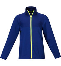 Boy's Dri-Fit Full Zip Long Sleeve Jacket