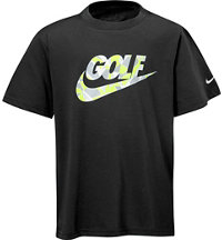 Boy's Golf Came Short Sleeve T-Shirt