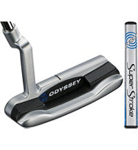 Works Versa Blade Putter with SuperStroke Grip
