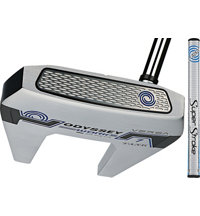 Works Tank Putter with SuperStroke Grip