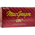 MacGregor DXs Yellow Golf Balls - 15 PACK