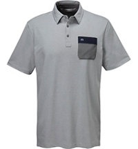 Men's Abalone Short Sleeve Polo