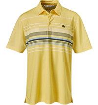 Men's Burnout Short Sleeve Polo