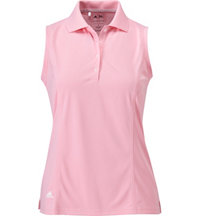 Women's Climalite Essentials Sleeveless Polo