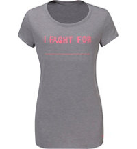 Women's Power In Pink Short Sleeve T-Shirt