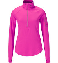 Women's Fly Fast Long Sleeve Mock