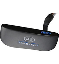 Junior TS57 Sandhills Black Putter
