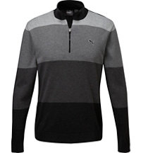 Men's #GOTIME Quarter-Zip Sweater