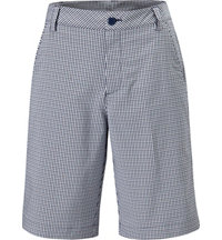 Men's Plaid Tech Shorts