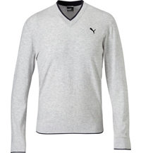 Men's LUX V-Neck Sweater