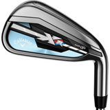 Lady XR 4-PW, SW Iron Set with Graphite Shafts