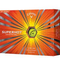 Super Hot Yellow Golf Balls