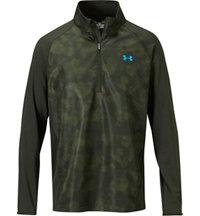 Men's Sweet Spot Print Half-Zip Pullover