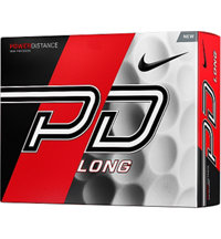 Logo Power Distance Long Golf Balls