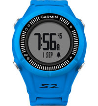 Approach S2 Blue GPS Watch