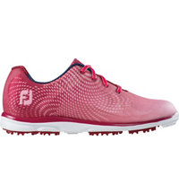 Women's emPower Golf Shoes - Red/Pink (FJ#98002)