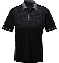 Men's climachill Chest Print Short Sleeve Polo