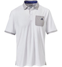 Men's climacool Bonded Pocket Short Sleeve Polo