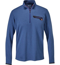 Men's Sport Performance Half-Zip Sweater