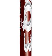 Ozik 8Q3 Red Tie .335 Graphite Wood Shaft