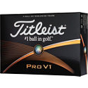 Titleist Personalized Pro V1 Custom Play Number Golf Balls