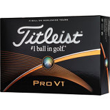 Personalized Pro V1 Double Digit Golf Balls
