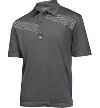 Men's Dragnet Short Sleeve Polo