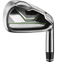 RBZ HL 4-PW Iron Set with Steel Shafts