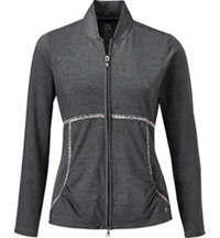 Women's Monet Splatter Full-Zip Jacket