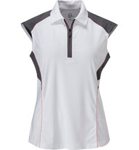 Women's Renoir Sleeveless Polo
