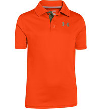 Junior Boy's UA Matchplay Polo