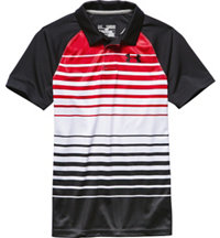 Junior Boy's Driver Polo