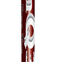 Ozik HQ3 Red Tie .370 Graphite Hybrid Shaft