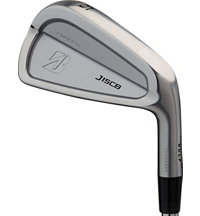 J15 CB 4-PW Iron Set with Steel Shafts