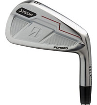 J15 Driving Forged 4-PW Iron Set with Steel Shafts