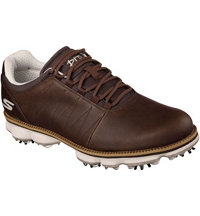 Men's Go Golf Pro Golf Shoes - Brown