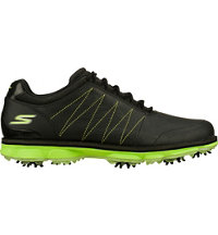 Men's Go Golf Pro Kuchar Golf Shoes - Black/Lime