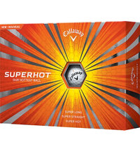Logo Superhot Golf Balls