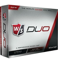 Logo DUO Golf Balls