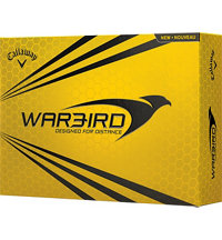 Personalized Warbird Golf Ball