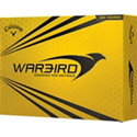 Callaway Personalized Warbird Golf Ball