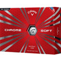 Callaway Personalized Chrome Soft Golf Ball