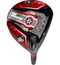 Big Bertha Alpha 815 Driver - Limited Release Red